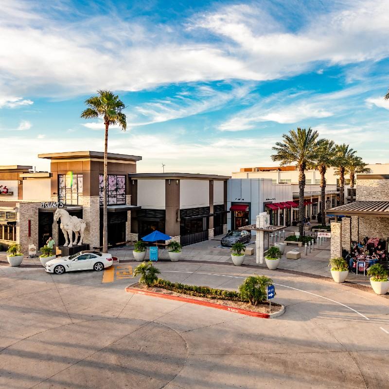 Welcome to the La Palmera Mall